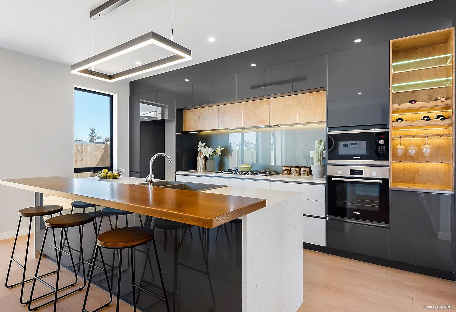 Hobsonville S Kitchen Gj Kitchens Auckland Kitchens New Zealand Kitchens Manufacturers