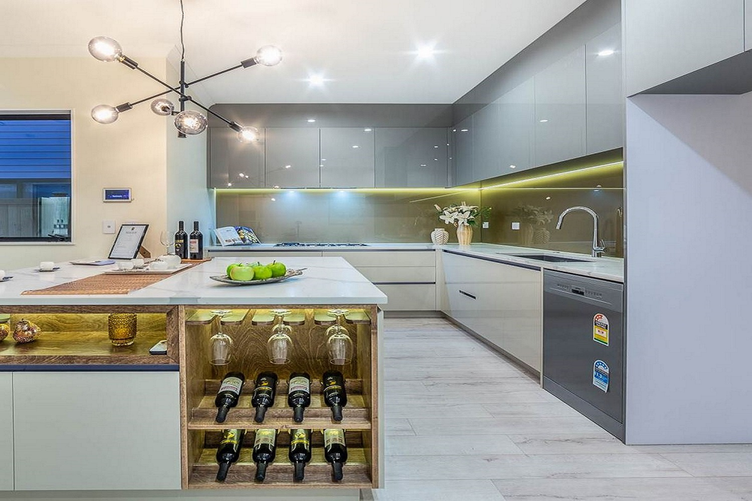 Hobsonville's new kitchen
