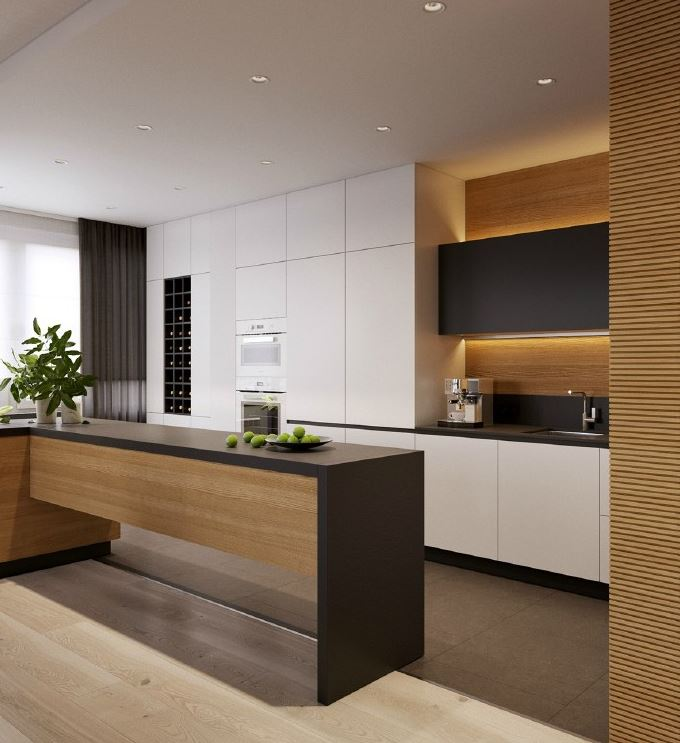 Kitchen Island Dimensions Nz: Auckland Kitchens, New